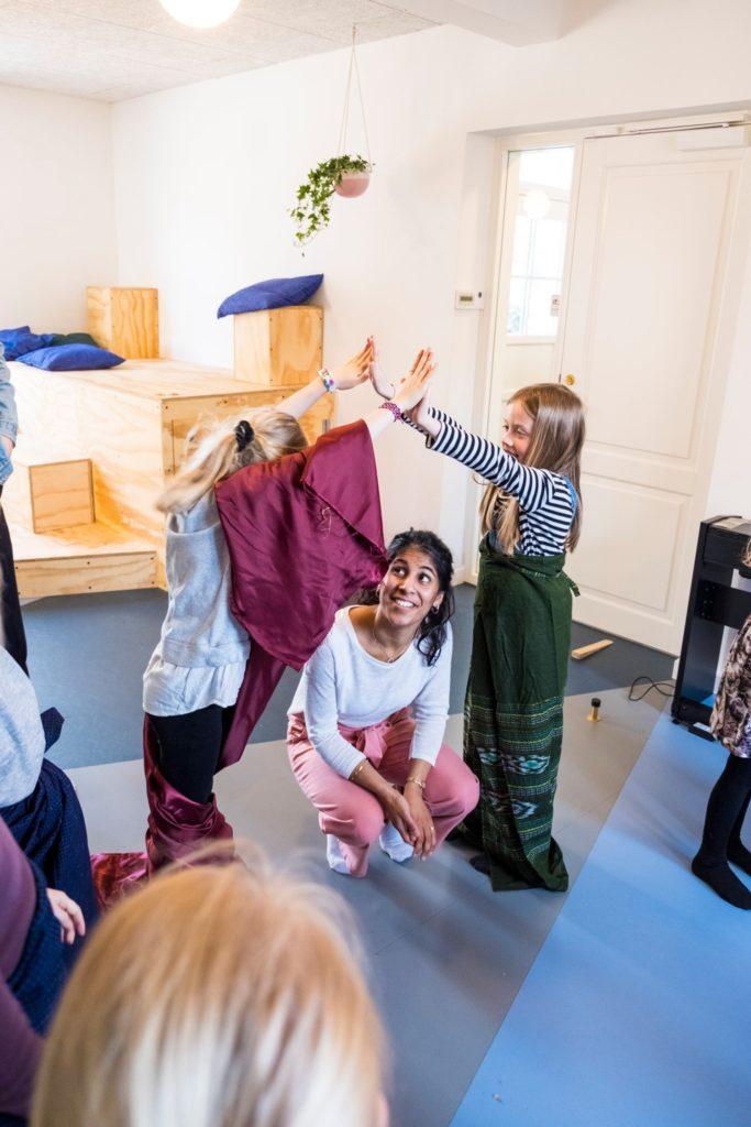 Daghøjskole på Aarhus Børnehøjskole